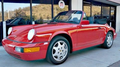 1 owner 1991 Porsche 911 964 Cabriolet for sale