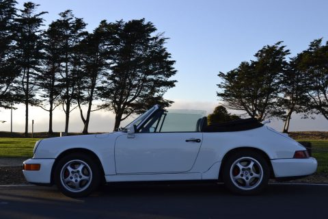 1991 Porsche 911 C2 (964) Cab for sale