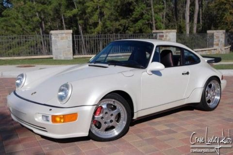 1992 Porsche 911 Turbo for sale