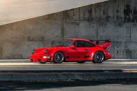 1989 Porsche 911 Carrera 4 Coupe 2 Door for sale