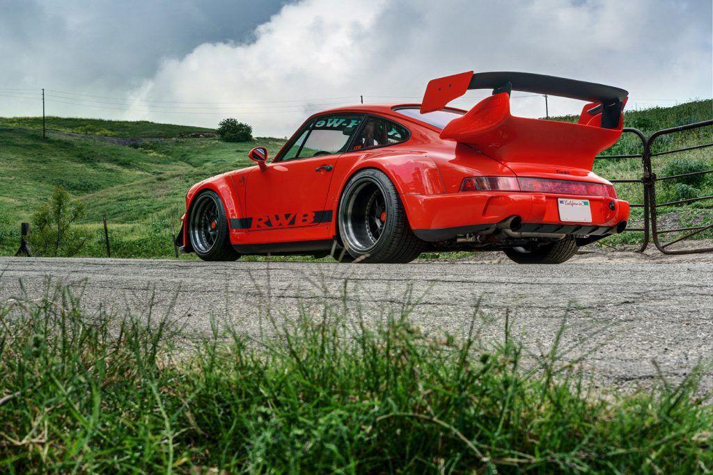 1989 Porsche 911 Carrera 4 Coupe 2 Door