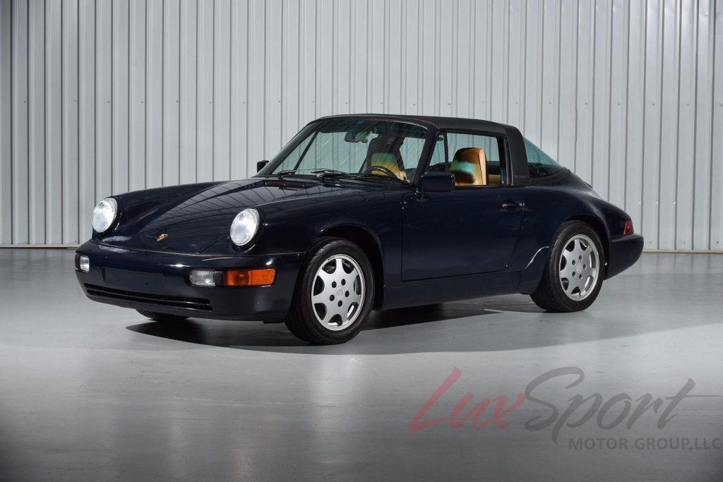 1990 Porsche 964 Carrera