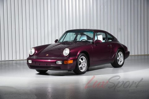 EXTREMELY RARE 1992 Porsche 964 Carrera for sale