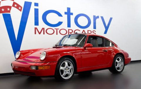 RARE 1992 Porsche 911 C2 for sale