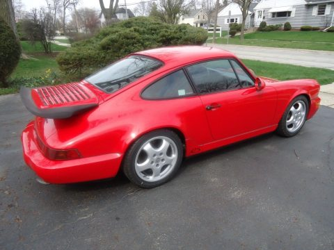 RARE 1993 Porsche 964 2 door coupe for sale