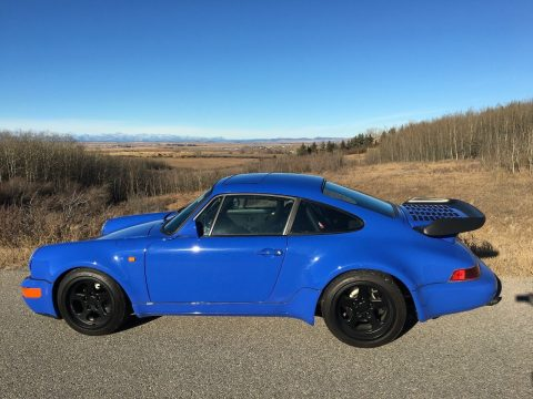 1979 Porsche 930 RUF Porsche BTR III for sale