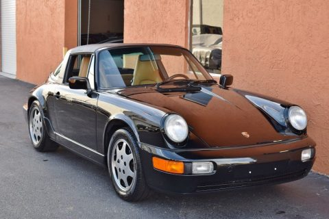 1990 Porsche 911 964 Carrera 2 Targa – 1 OF ONLY 158 BUILT for sale