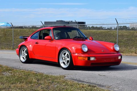 1991 Porsche 911 964 turbo – MINT CONDITION for sale
