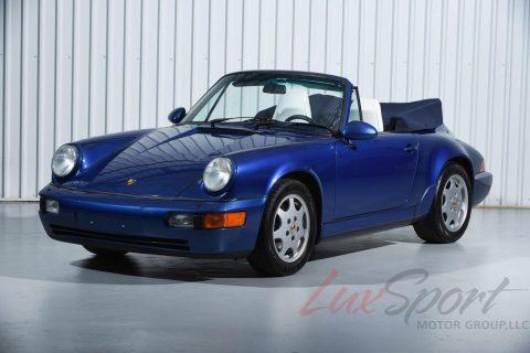EXTREMELY RARE 1991 Porsche 964 for sale