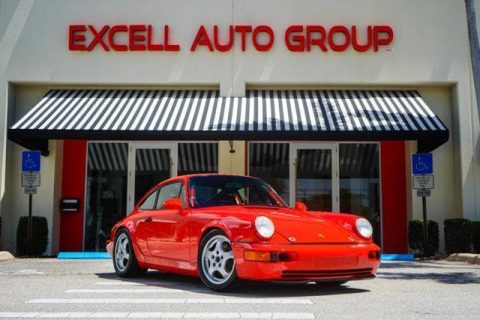 LEGENDARY 1992 Porsche 964 U.S Cup Car for sale