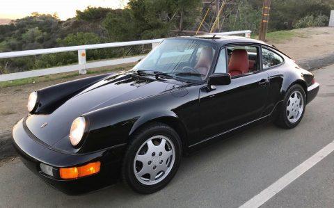 RARE 1991 Porsche 964 Coupe for sale