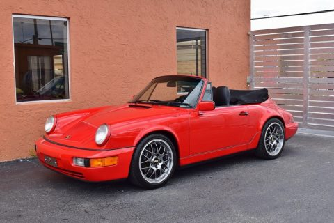GREAT 1991 Porsche 911 Carrera 2 964 for sale