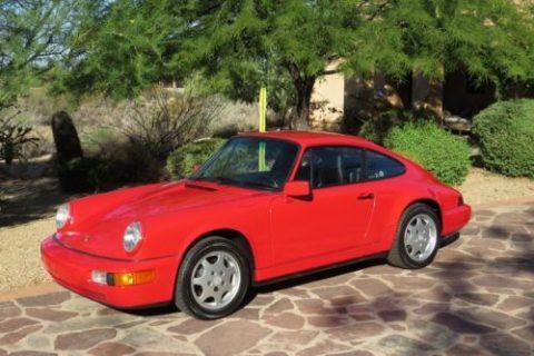 GREAT 1991 Porsche 964 C4 for sale