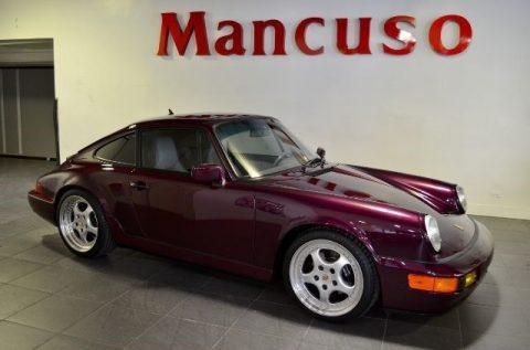 GREAT 1991 Porsche 911 for sale
