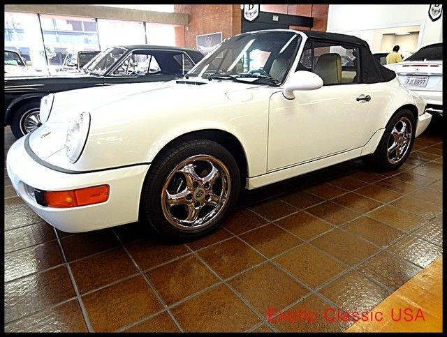 1994 Porsche 964 Carrera 2 – Mint Condition
