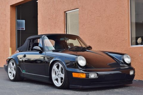 1990 Porsche 911 RUF CR4 Possibly 1 of 1 in USA for sale
