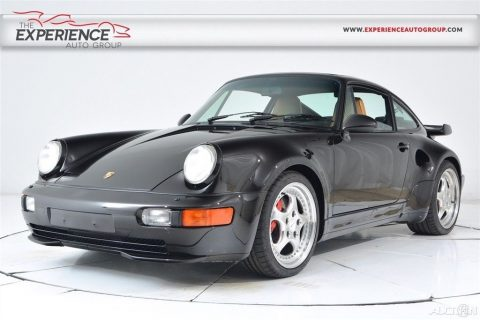 INCREDIBLY RARE 1994 Porsche 911 Turbo S (964 Package Car) for sale