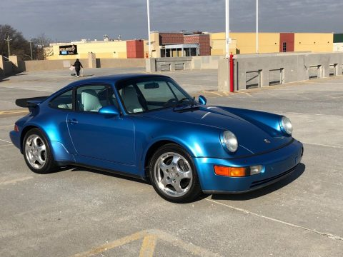 ONE OF A KIND 1991 Porsche 911 TURBO for sale