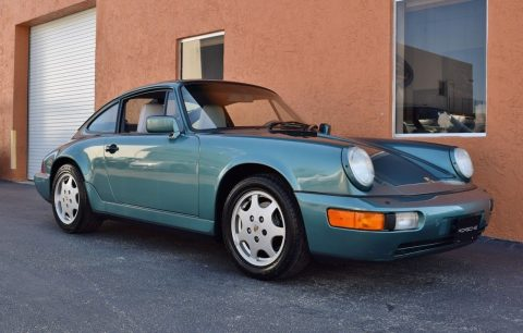 RARE 1991 Porsche 911 C2 964 for sale