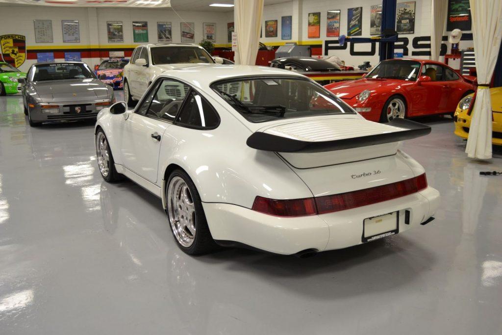 GREAT 1994 Porsche 964 Turbo