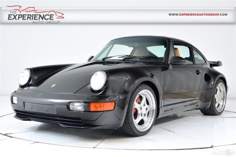 VERY RARE 1994 Porsche 911 Turbo S for sale
