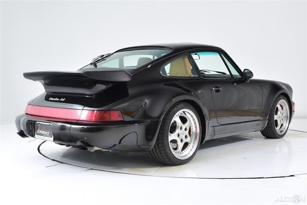 VERY RARE 1994 Porsche 911 Turbo S