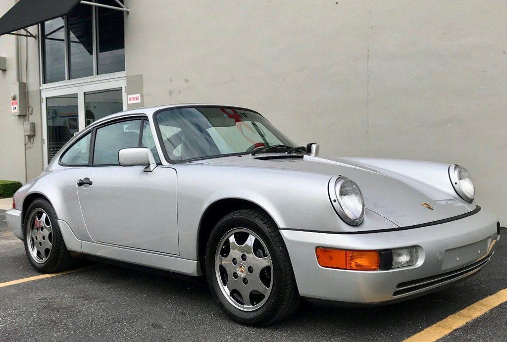 1989 Porsche 911 in Very Good Shape