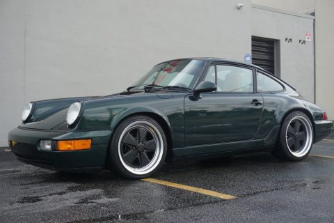 1990 Porsche 911 – Beautiful Color Combination for sale