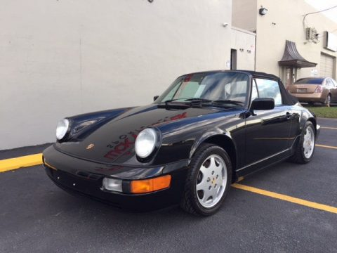 1990 Porsche 911 Convertible for sale