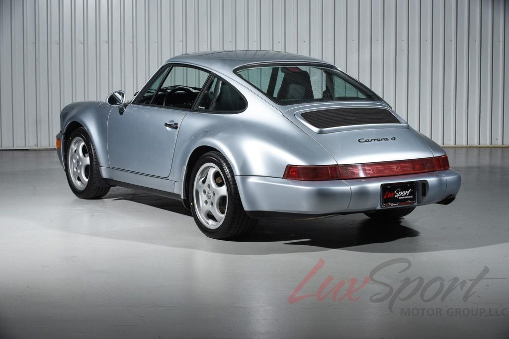 EXTREMELY RARE 1994 Porsche 964