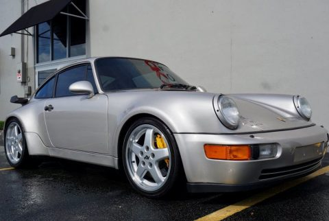 Very Clean 1991 Porsche 911 for sale