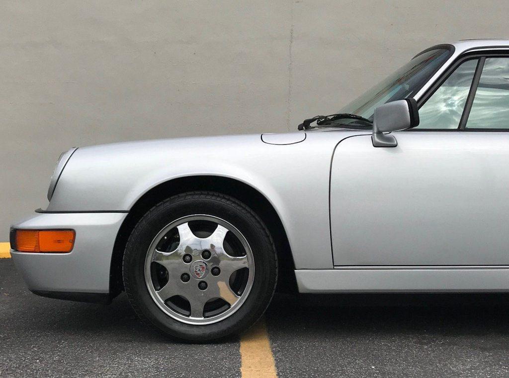 1989 Porsche 911/964 Carrera 4