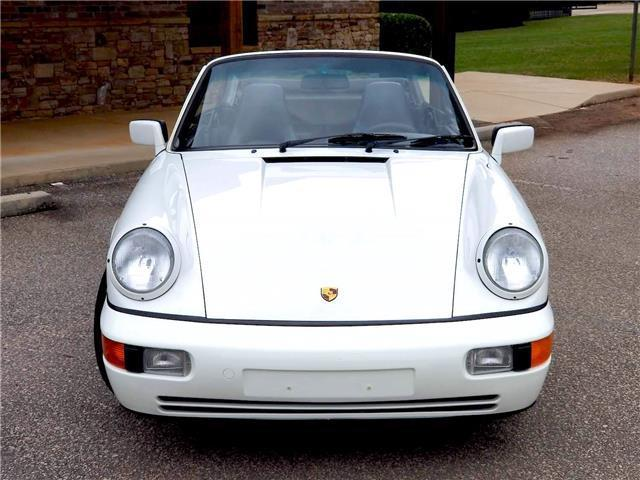 1990 Porsche 911 Carrera 4 Cabriolet