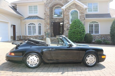 1990 Porsche 911 Carrera Cabriolet 964 for sale