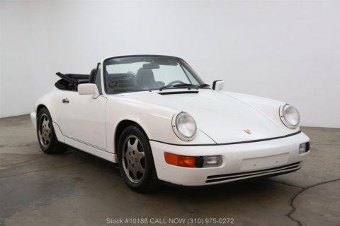 1990 Porsche 964 Cabriolet for sale