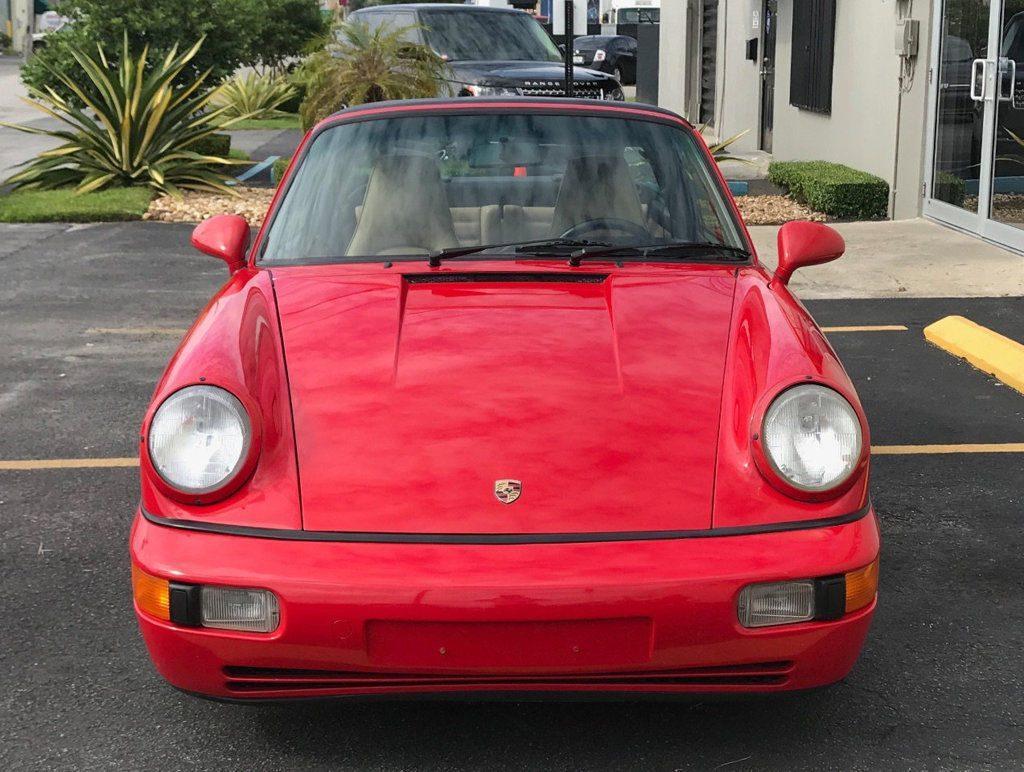 1992 Porsche 911 Targa