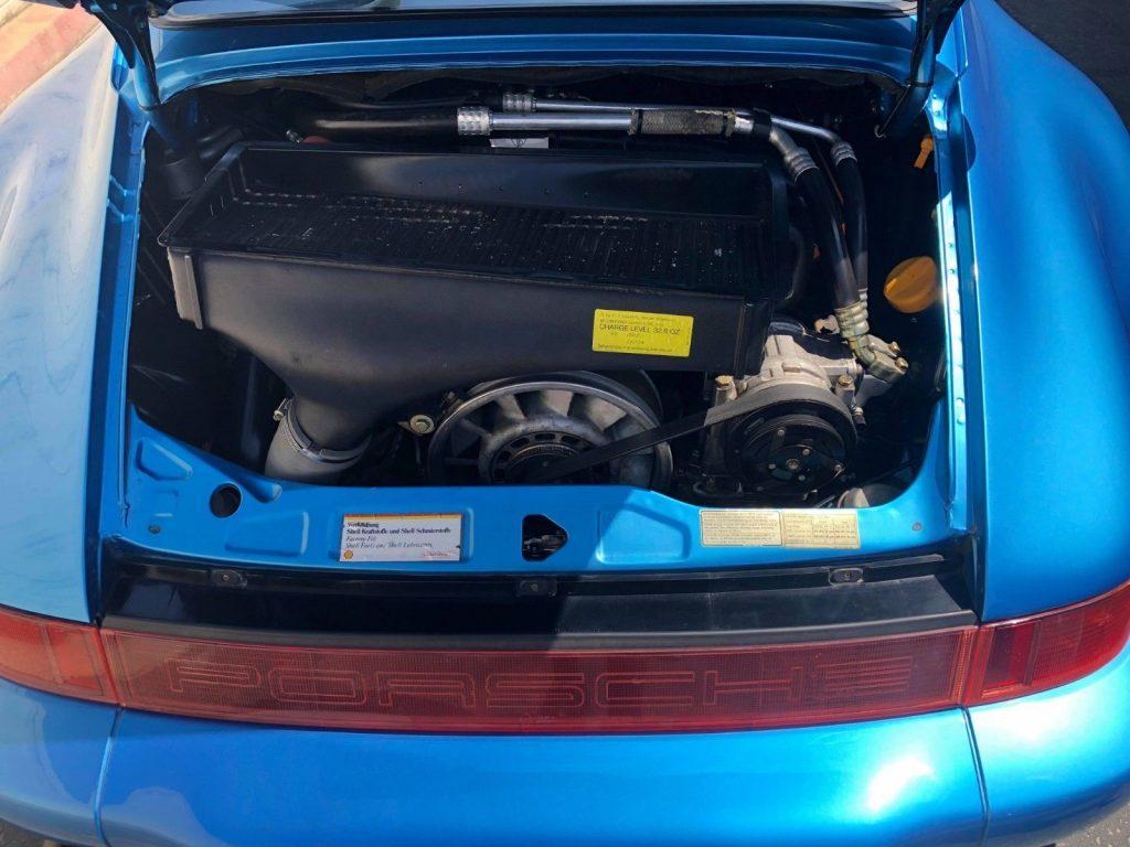 1992 Porsche 964 Turbo
