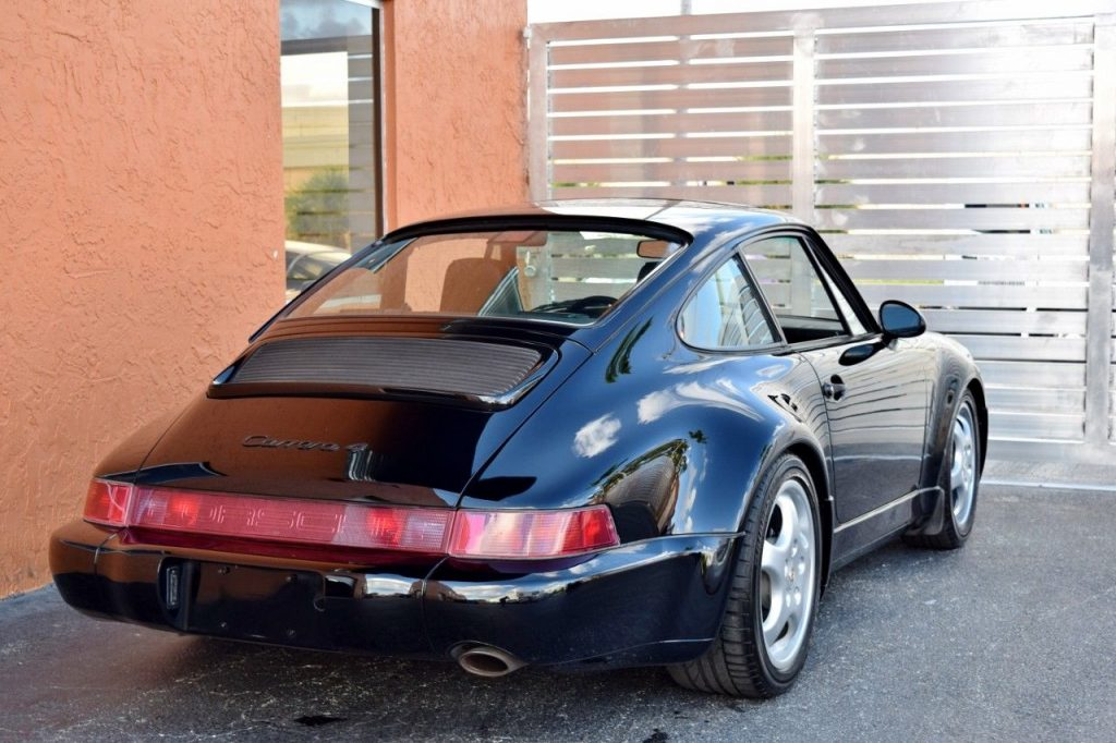 1994 Porsche 911 Carrera 4 964