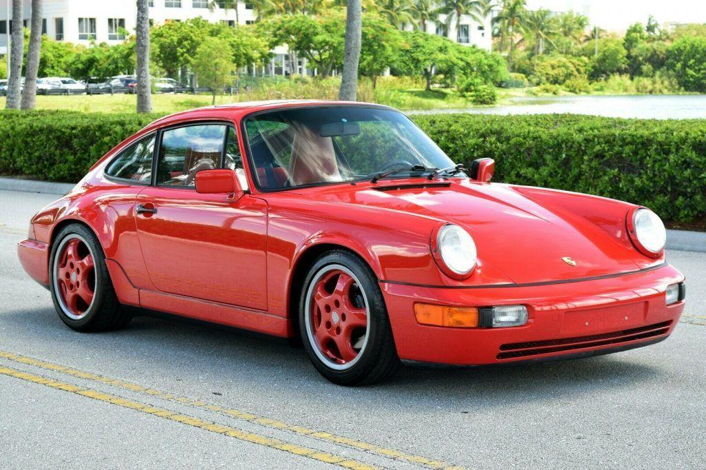 1989 Porsche 911 964 Carrera 4