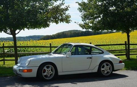 1990 Porsche 964 C2 5 Speed Coupe for sale