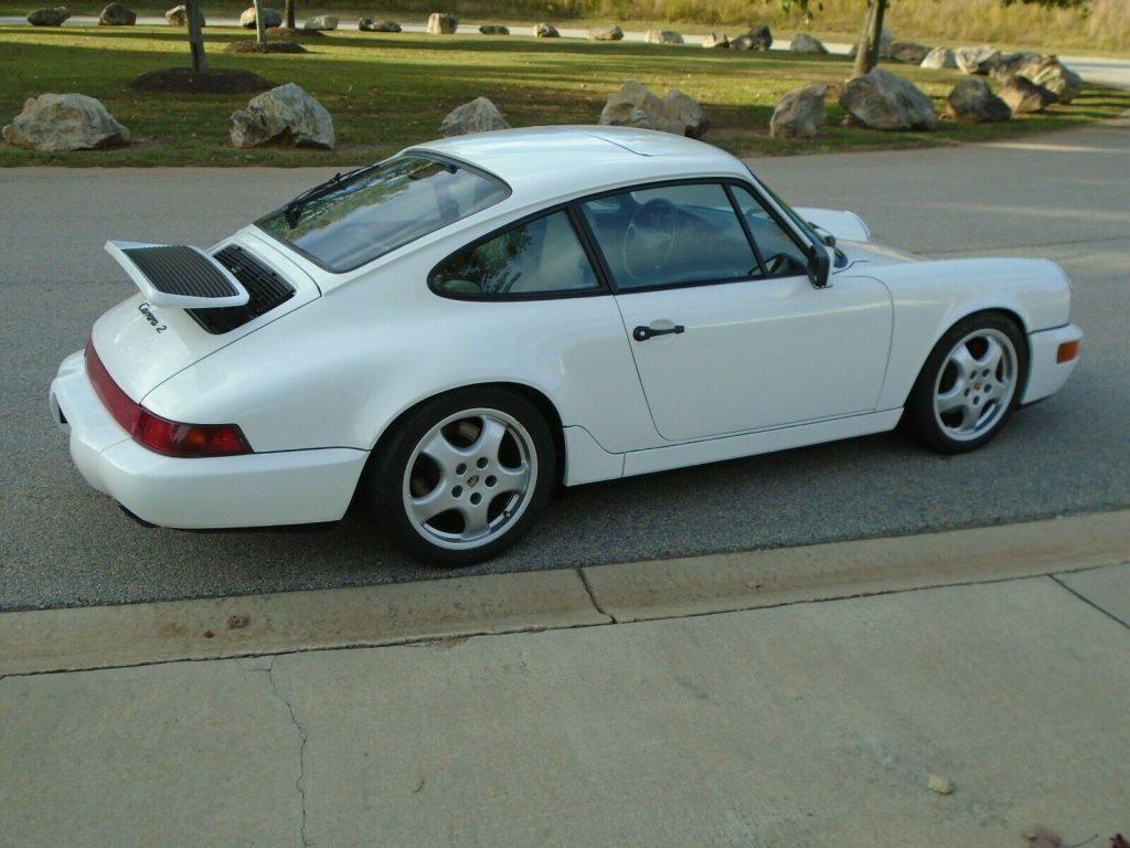 1990 Porsche 964 C2 5 Speed Coupe