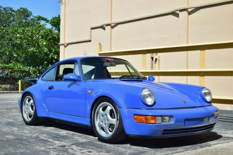 1991 Porsche 911 964 Turbo Fresh Engine out Service for sale