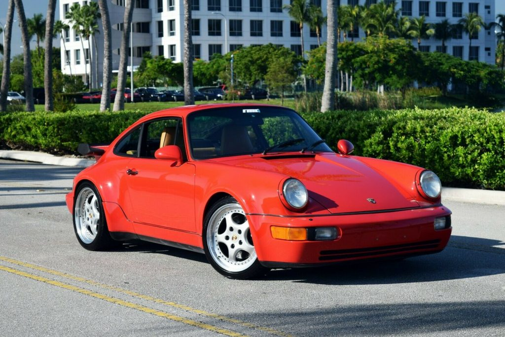 1991 Porsche 911 964 TURBO Recently Serviced, Arizona car