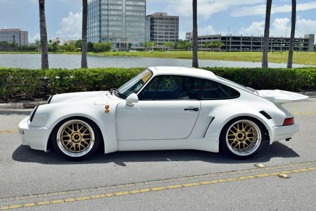 1991 Porsche 911 Carrera 2 964 Sunburst Widebody