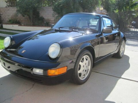 1991 Porsche 911 Carrera 2 One owner, always garaged with only 22,908 miles for sale