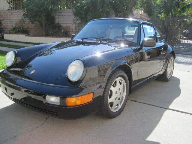 1991 Porsche 911 Carrera 2 One owner, always garaged with only 22,908 miles