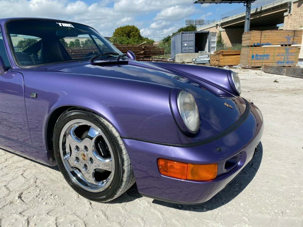 1991 Porsche 911 Carrera 4 964 Coupe